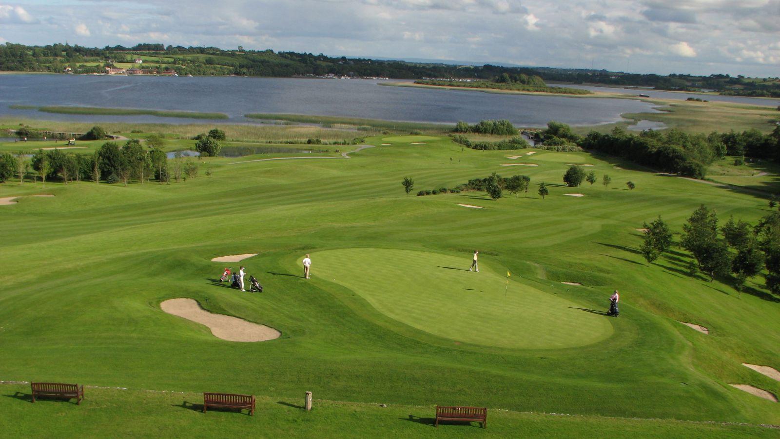 Glasson Golf Club, Golf Courses Near Athlone, Golf Club in Glasson